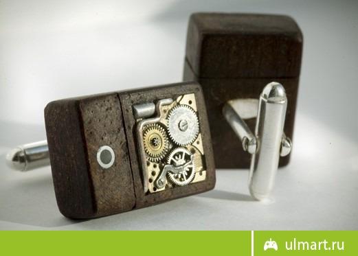 Эксклюзивные USB запонки флэшка.