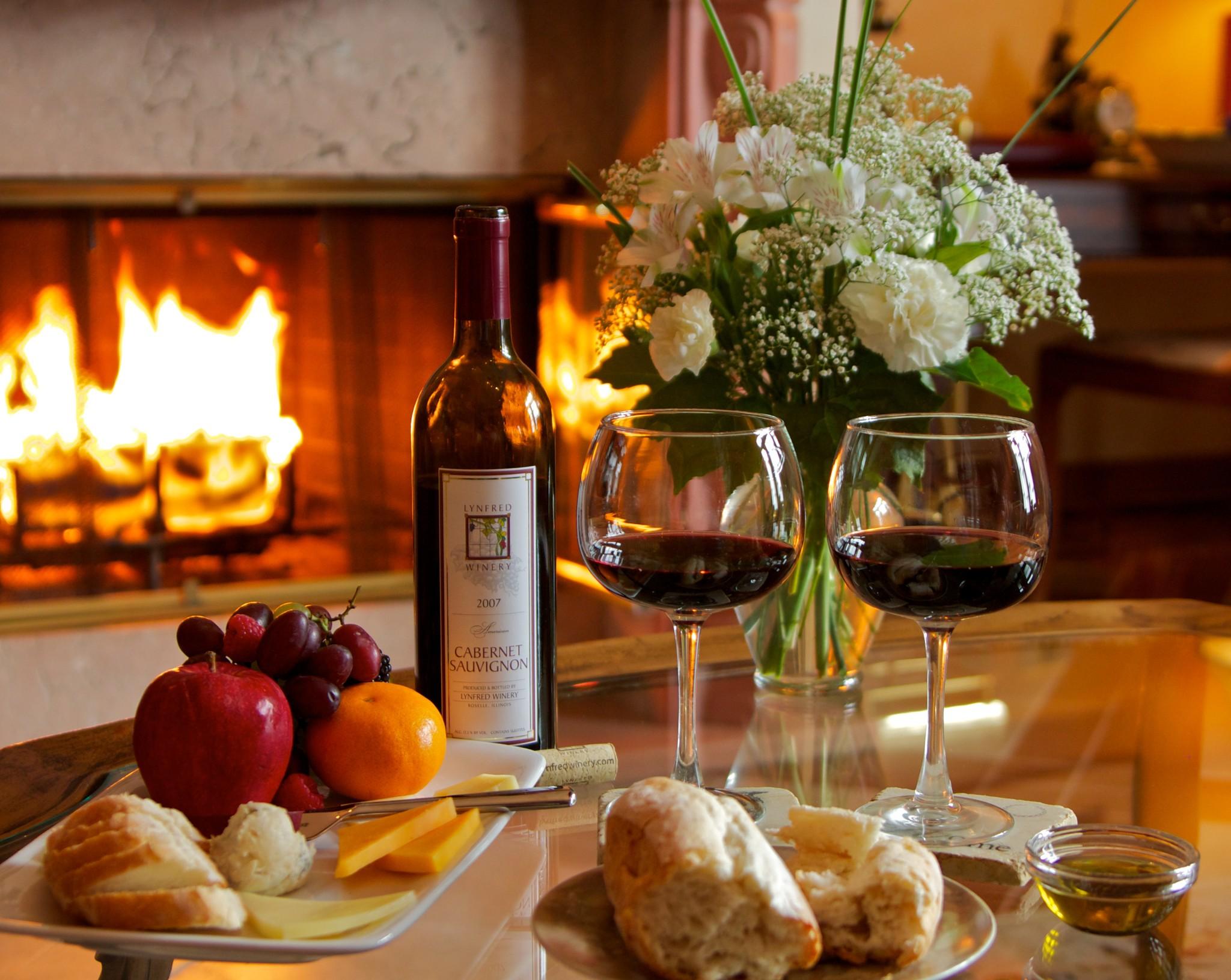 Открытка приятного вечера и отличных выходных