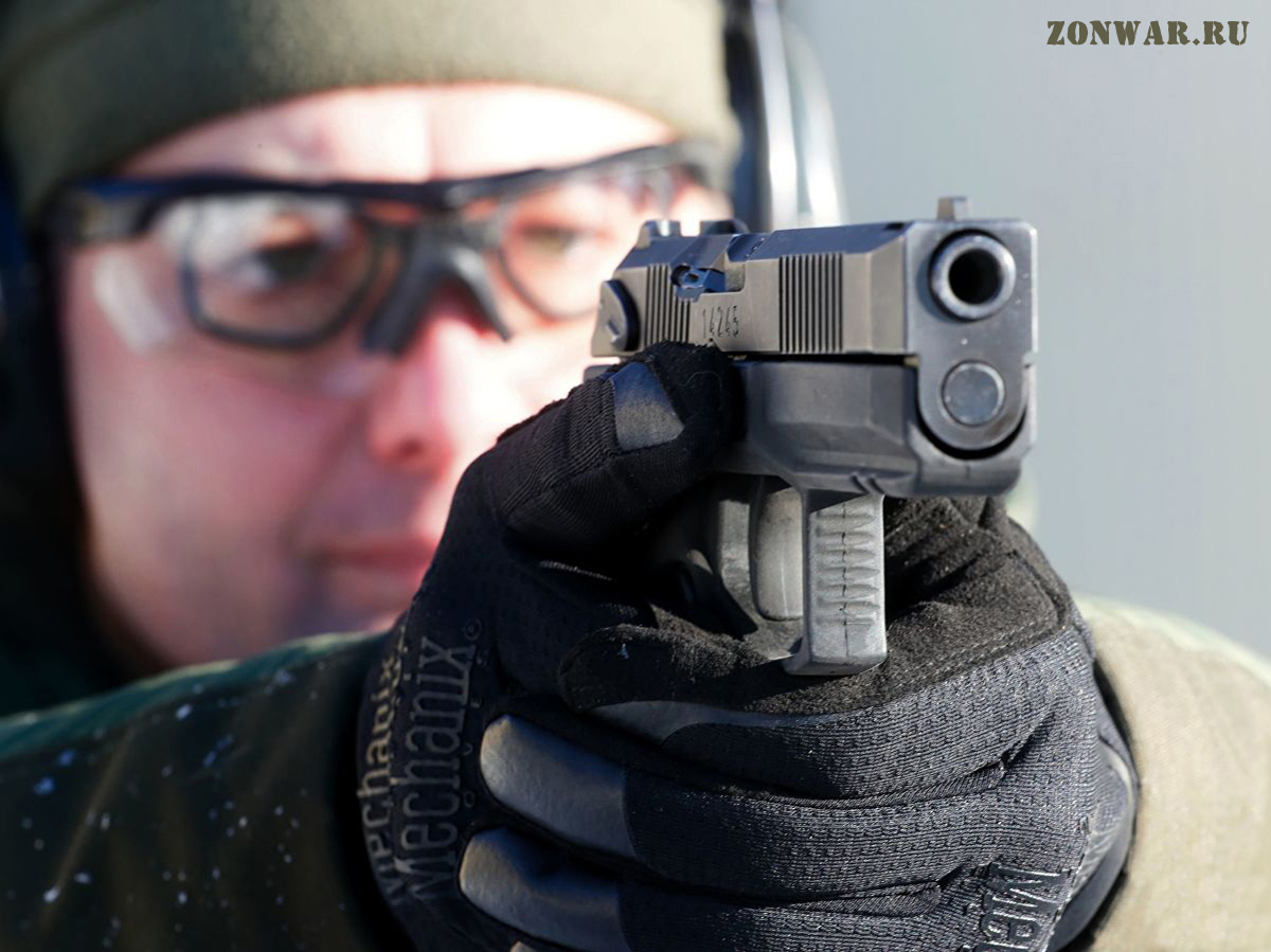 пистолет «Удав» фото-9