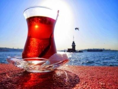 Турецкий порошковый чай с эвкалиптом